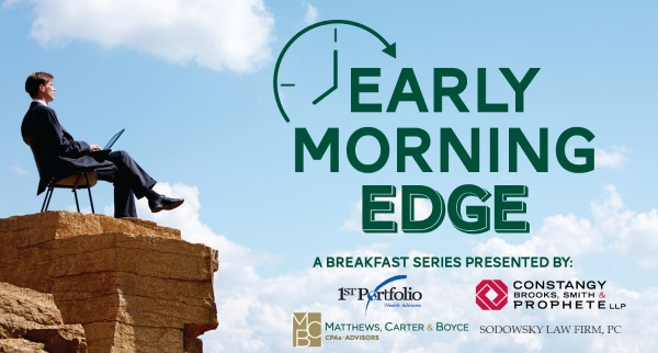 Early Morning Edge - 2015 Megatrends Banner