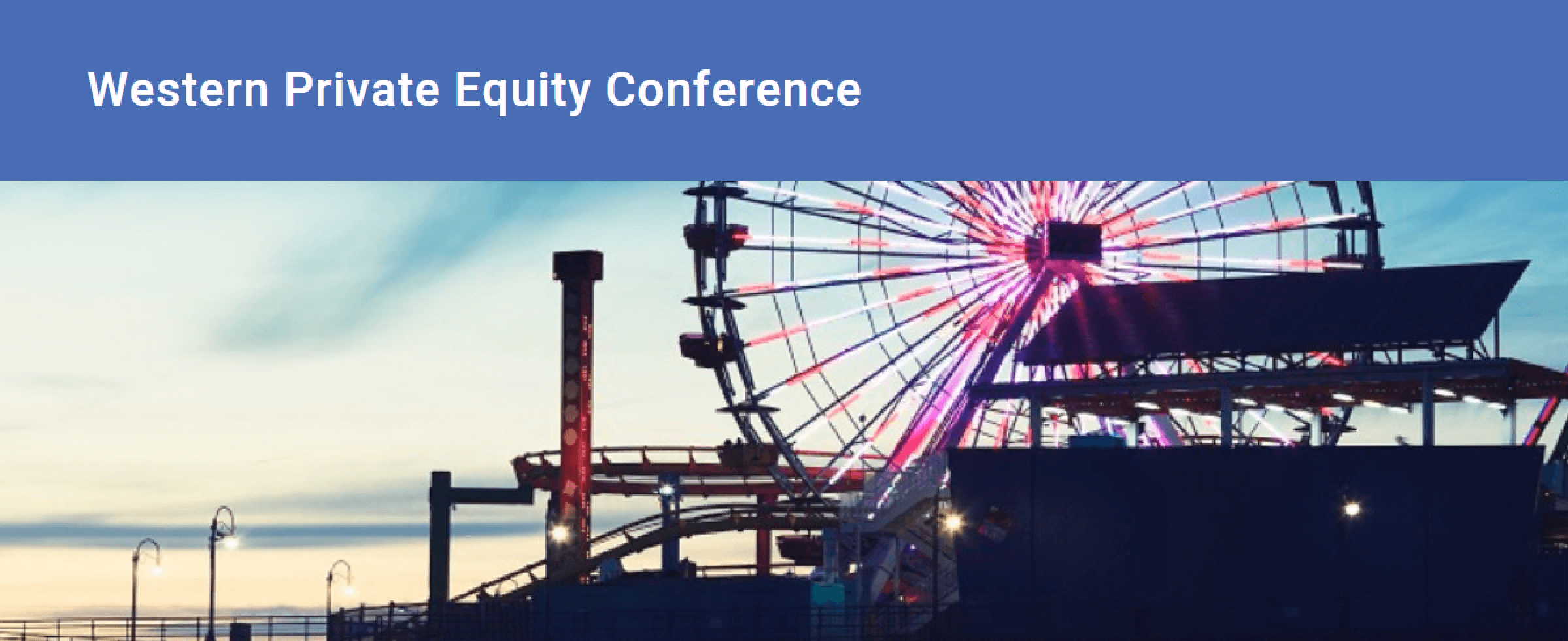 Western Private Equity Conference