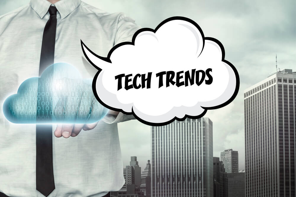 5 Tech Trends for the Next Decade